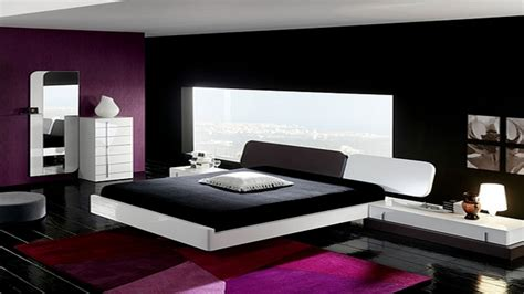 black white and purple bedroom purple and black bedroom ideas
