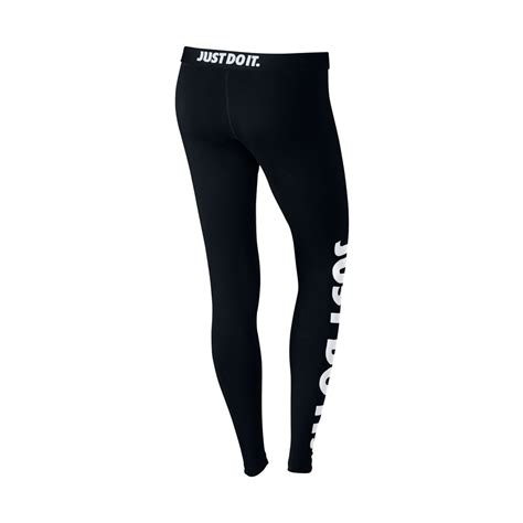 Nike Doit Black nike leg a see just do it black white highlights