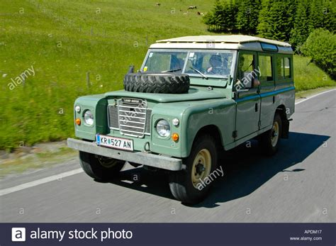 land rover series iii land rover series 3 109 station wagon lwb 4cyl petrol