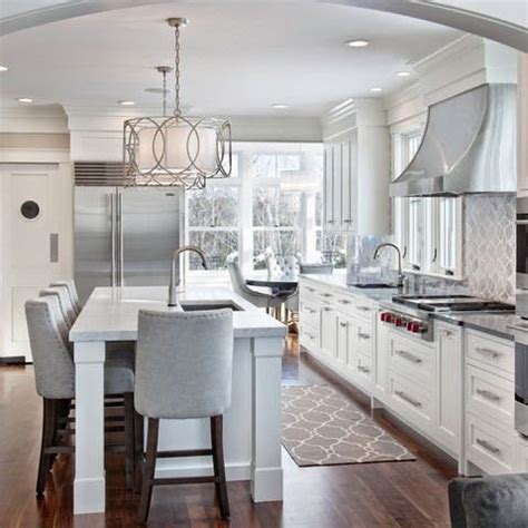 white kitchen island with seating south shore decorating what i wednesday