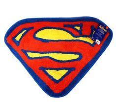 superman bath towel bathroom decor pinterest towels