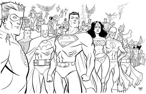 Heroes Coloring Pages For by Heros Marvel Free Coloring Pages