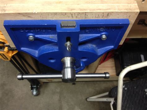 quick release bench vise tool review eclipse 10 quot quick release bench vise woodworking blog