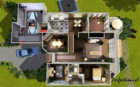 sims 3 4 bedroom house mod the sims 5 bedroom european style house ts3