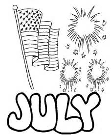 july coloring pages fireworks coloring pages for