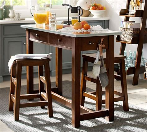 kitchen counter height kitchen tables with storage
