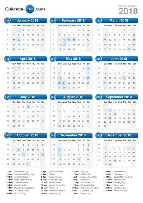 Dominica Calendã 2018 2018 Calendar