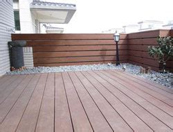 WPC Composite Decking Malaysia   Beautiful And Lasting