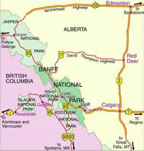 banff alberta kanada city guide travelworldonline