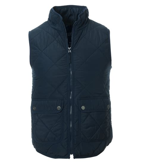 Quilted Vest by Aeropostale Womens Quilted Vest Ebay