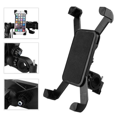 rockbros support t 233 l 233 phone universel ajustable pour guidon de v 233 lo moto iphone 5 5s 6 6s plus