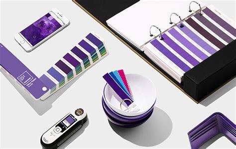 2017 Pantone Color Palette Brandchannel Purple Reign Ultra Violet Is Pantone S 2018