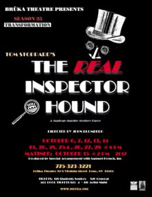 libro the real inspector hound the real inspector hound