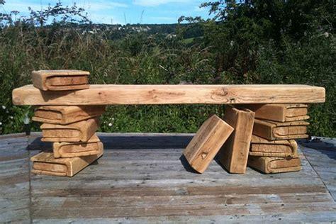 creative benches 27 unique and creative outdoor benches for patio or garden