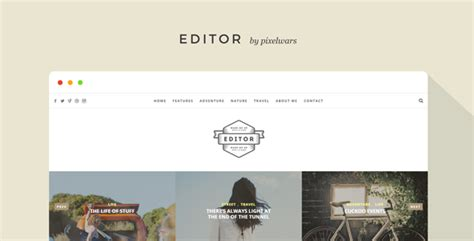 wordpress theme free editor editor a wordpress theme for bloggers download