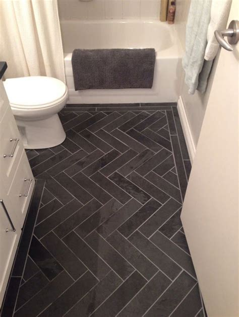 slate floor bathroom 40 grey slate bathroom floor tiles ideas and pictures