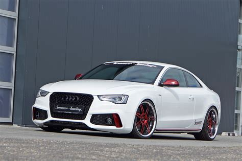 Audi S5 Carbon by Senner Tuning Adds More Carbon To The Audi S5 Coupe
