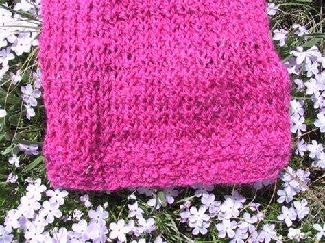 knitting pattern broken rib scarf bountiful spinning and weaving free knitting patterns