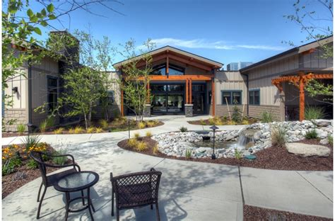 hospice house spokane north spokane hospice house alsc architects