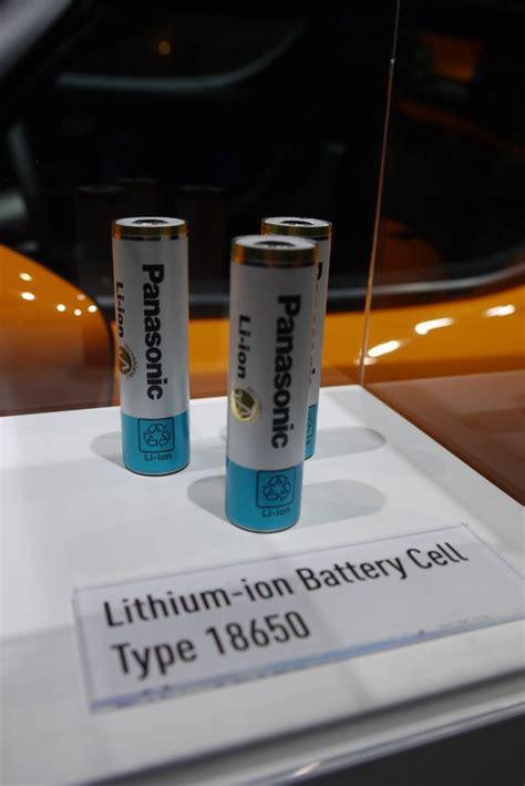 Tesla Motors Battery Supplier Tesla Awards Panasonic 4 Year 7 Billion Battery Cell