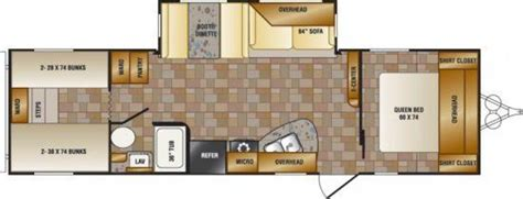 30 foot travel trailer floor plans floorplan