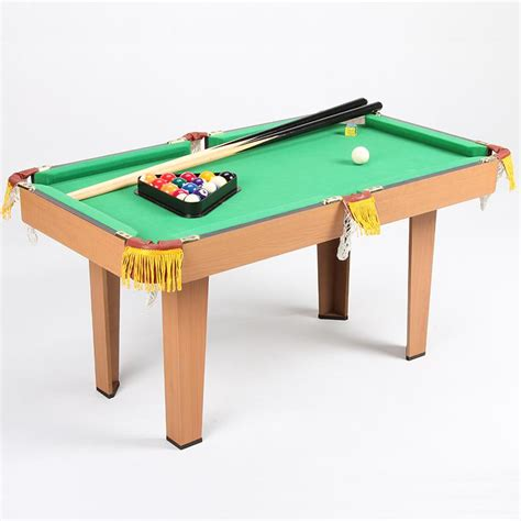 36 6 inch smaller standard size america pool table