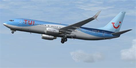 Welcome to Perfect Flight » FSX/FS2004 – Boeing 737-800 TUIfly 1 800 Contacts Review