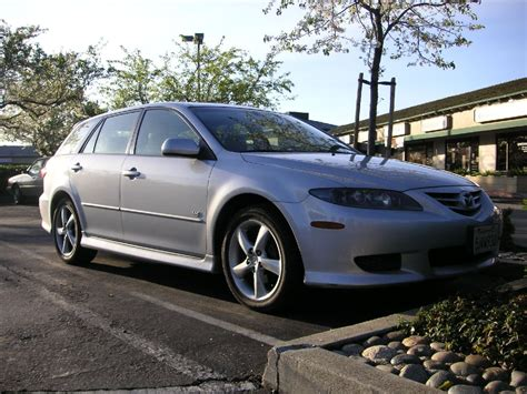 mazda 6 sport wagon 2004 mazda mazda 6 sport wagon pictures information and