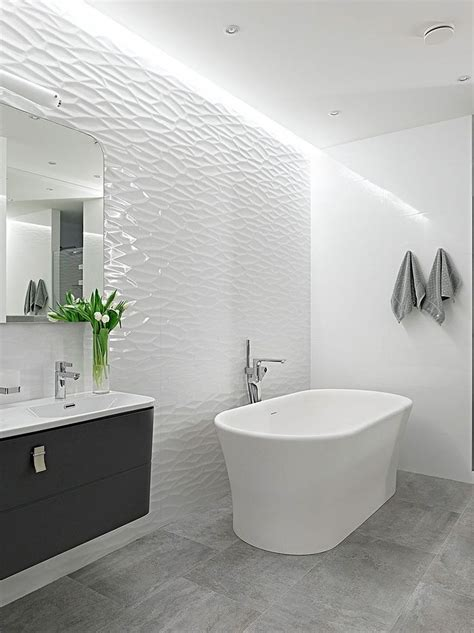 modern white tile bathroom the 25 best grey bathroom tiles ideas on pinterest grey