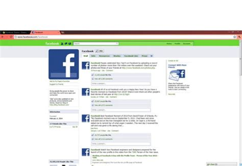 Themes For Google Chrome Facebook | facebook themes for google chrome brand thunder