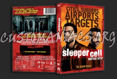 Sleeper Cell 2 by Forum Tv Show Scanned Covers Page 16 Dvd Covers
