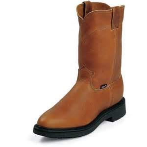 Cowboy Nursery Decor Men S Men S Justin Pit Stop Work Boots