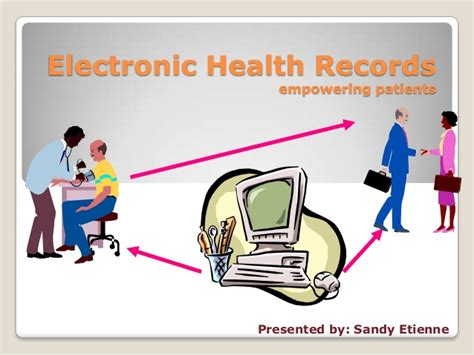 Powerpoint On Electronic Health Record Lab 1 Ehr Powerpoint Templates