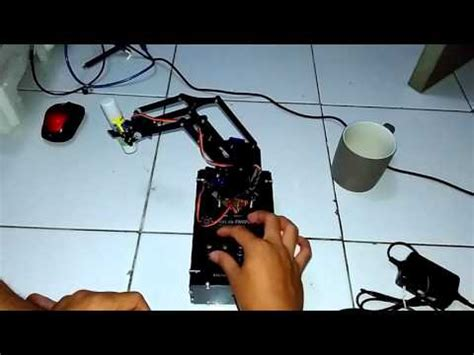 membuat robot dengan joystick full download cara membuat robot sederhana bagi pemula