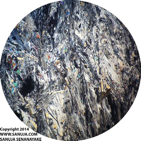 wollastonite thin section petrology media library sanuja senanayake