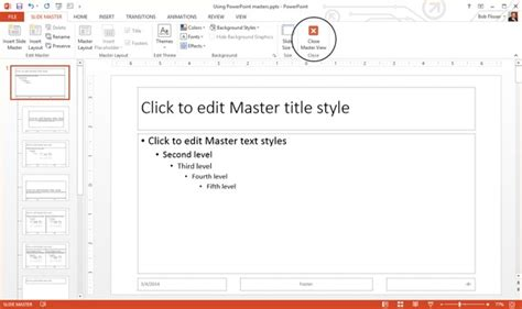 how to edit templates how do i edit a powerpoint template koolzone info