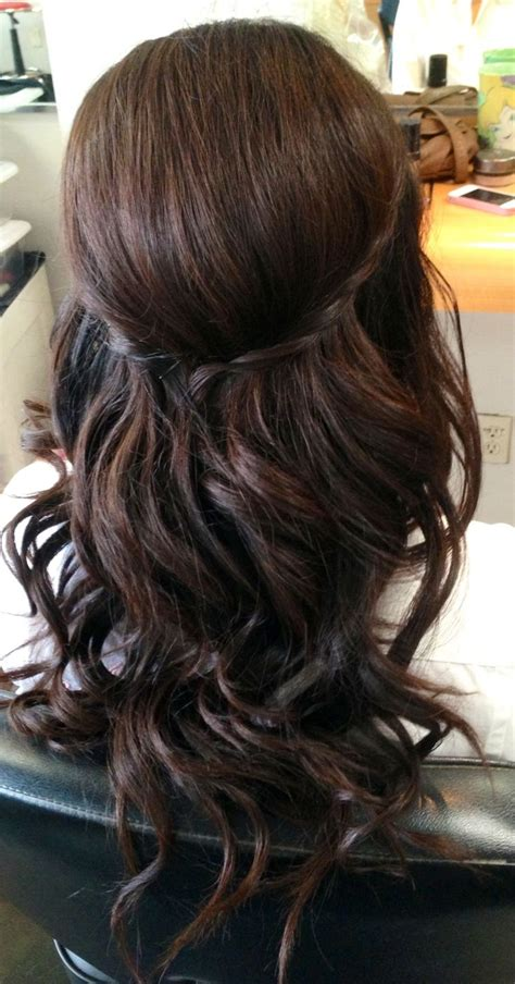 Wedding Hair Up With Curls by 17 Best Images About Wedding Hair On Wedding