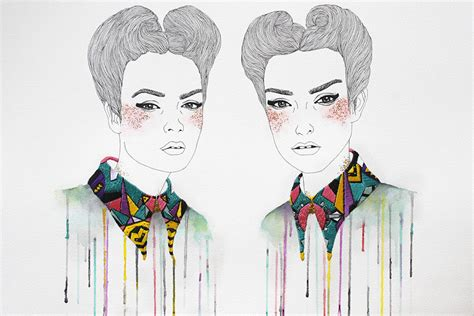 fashion illustration embroidery embroidery more and more common in contemporary expression widewalls