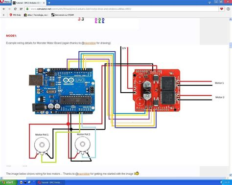 arduino accelstepper tutorial arduino motor shield tutorial italiano impremedia net