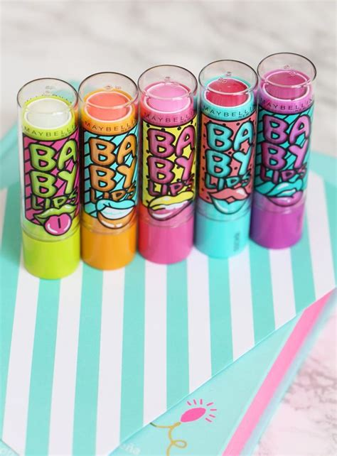 Pop Nosh Baby Blues by Babylips Pop Collection Beaut 233 Baby