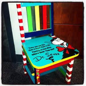 Dr Seuss Chair Items Similar To Children S Dr Seuss Chair On Etsy