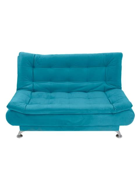 turquoise sofa bed art home 3 seaters velvet sofa bed 190x120 cm
