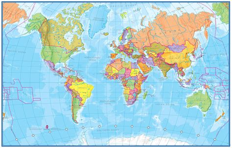 Puzzle Solar World Map craenen world puzzle extragoods