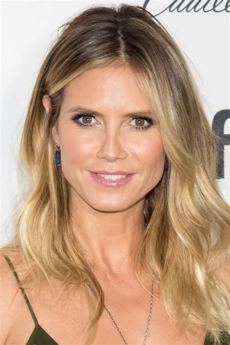 heidi klums face shape heidi klum on her diet and exercise routine stylecaster
