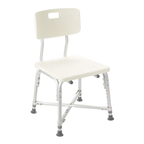 Heavy Duty Shower Chair by Drive Heavy Duty Bariatric Bath Bench With Back