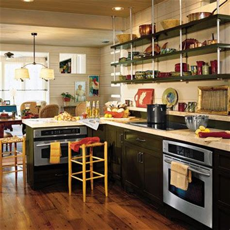 15 design ideas for kitchens without upper cabinets hgtv 13 best kitchens without upper cabinets images on