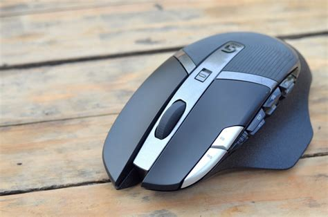Mouse Gaming Wireless Logitech the most reliable mouse of 2016 reactual