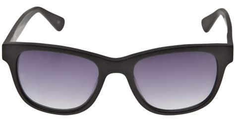sunglasses in black for lyst