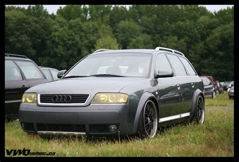 Audi A6 1 8 T by View Of Audi A6 Avant 1 8 T Photos Features And