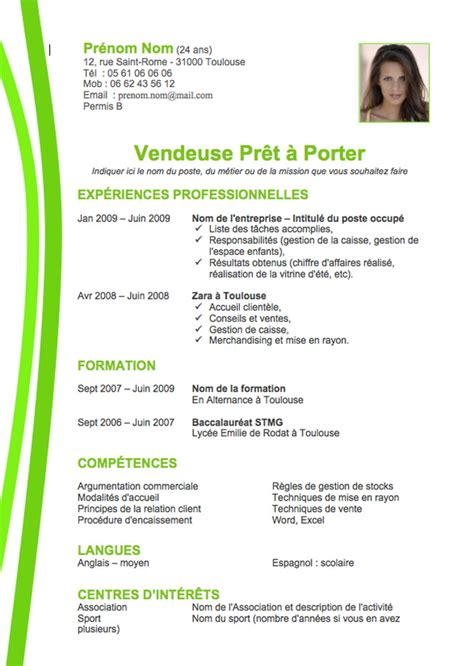 Lettre De Motivation Vendeuse Pret A Porter Luxe Exemple Cv Vendeuse Cv Anonyme
